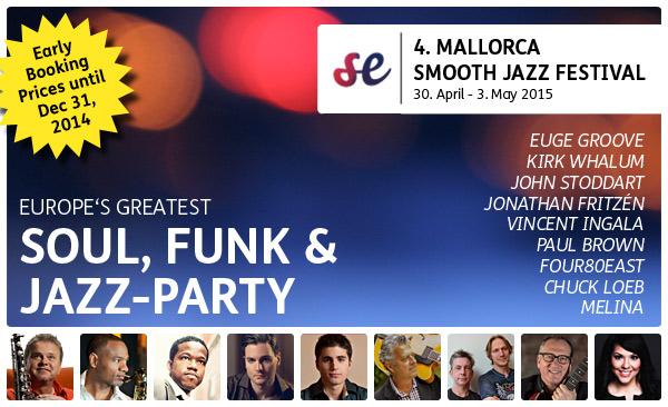Mallorca Smooth Jazz Festival 2015