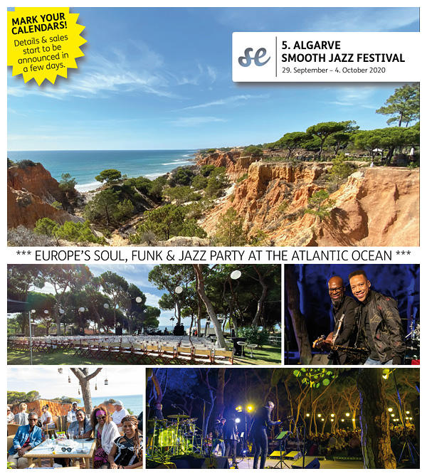 5th ALGARVE SMOOTH JAZZ FESTIVAL 2020
