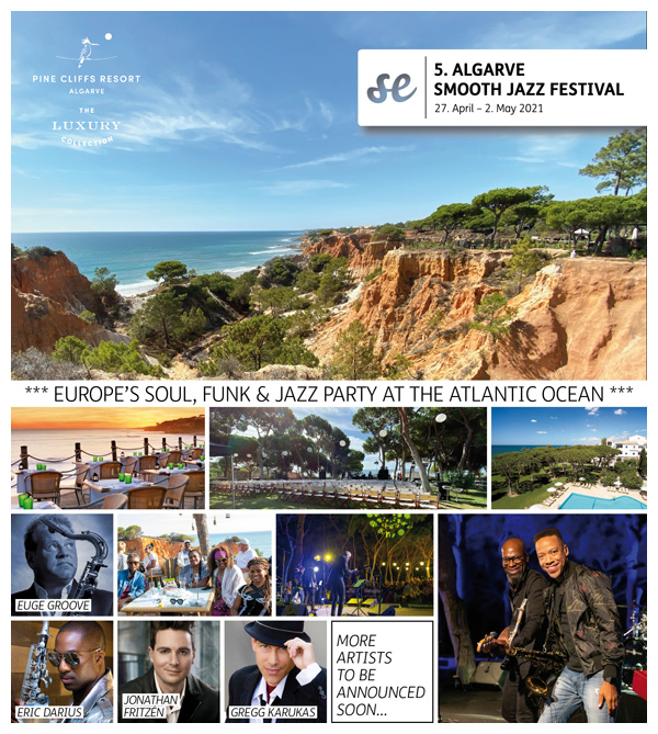 5th ALGARVE SMOOTH JAZZ FESTIVAL 2021