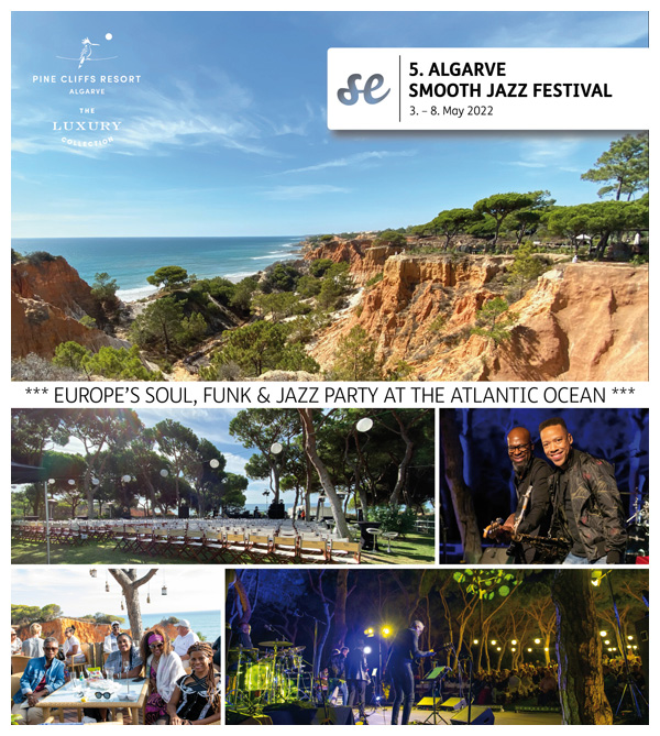 5th ALGARVE SMOOTH JAZZ FESTIVAL 2022