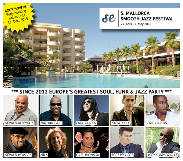 Mallorca Smooth Jazz Festival 2016