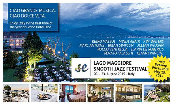 Lago Maggiore Smooth Jazz Festival 2015