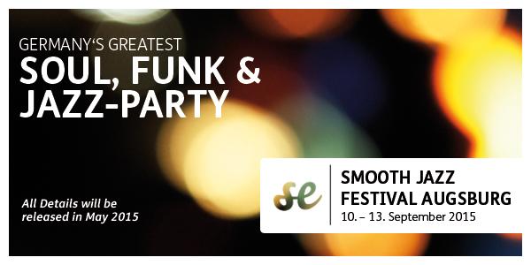 Smooth Jazz Festival Augsburg 2015