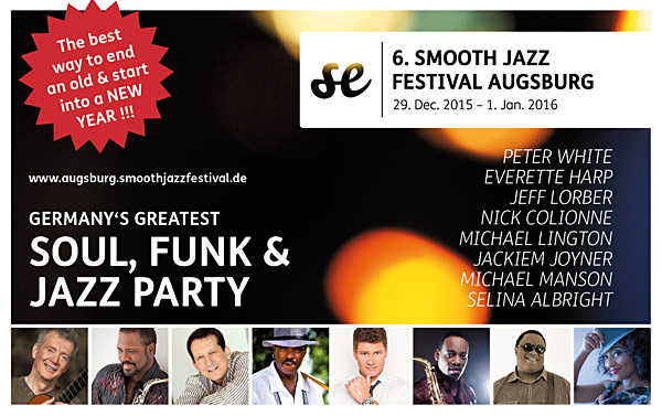 Smooth Jazz Festival Augsburg 2015